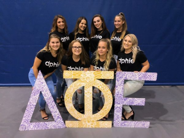 Delta Phi Epsilon, Pace University