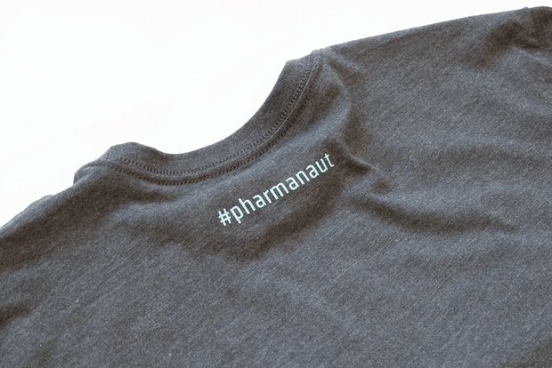 Mens Pharmanaut Labs Logo T-Shirt data-image-id=