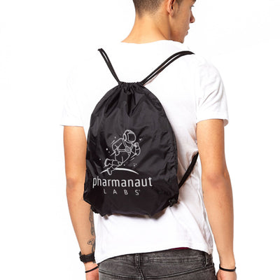 Pharmanaut Labs Drawstring Bag