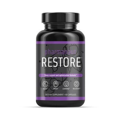 Pharmanaut Restore