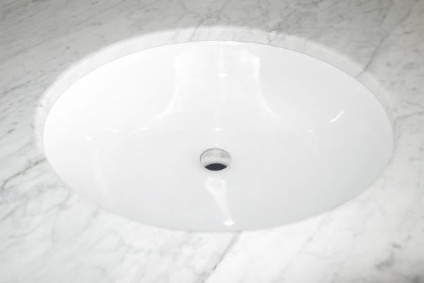 Bosco Ceramic Vanity Sink 200017 - Slabxstudio