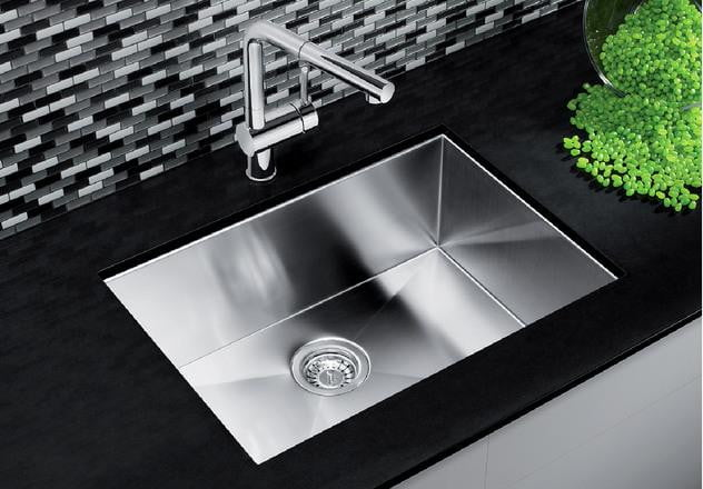 Blanco Quatrus U1 Medium Sink - Slabxstudio