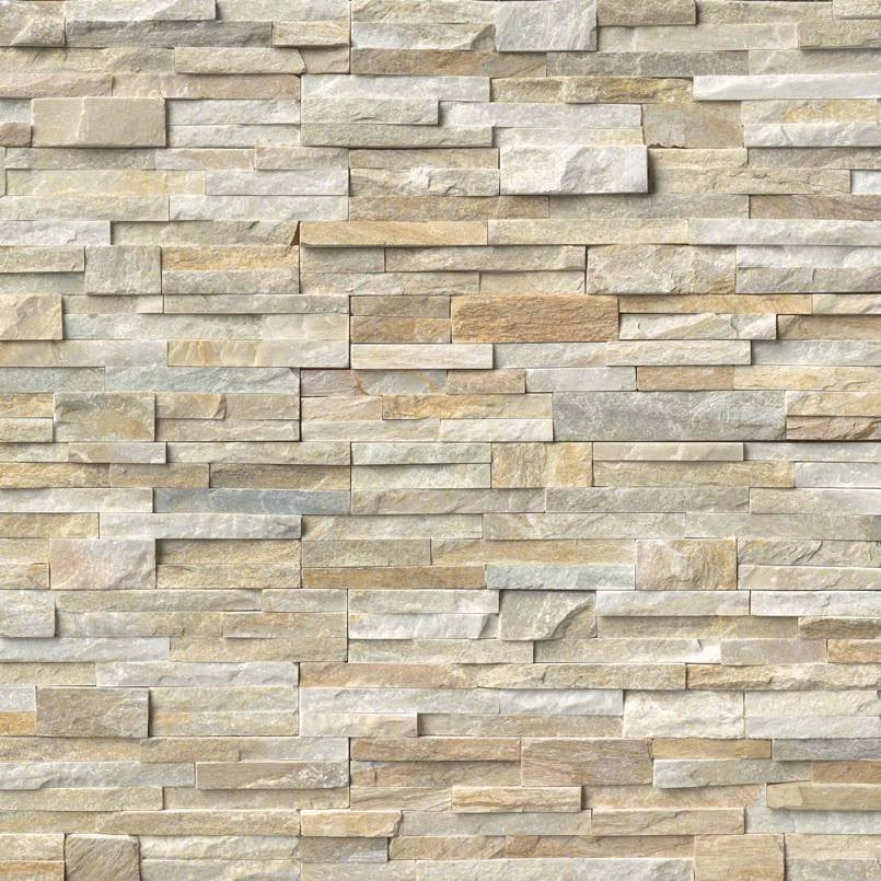 GOLDEN HONEY - Stacked Stone - Slabxstudio