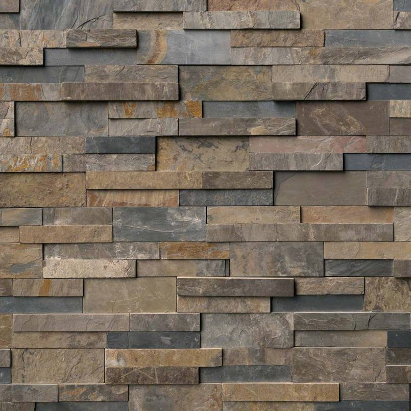RUSTIC GOLD - Stacked Stone - Slabxstudio