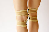 Poledancerka Knee Pads© GOLD