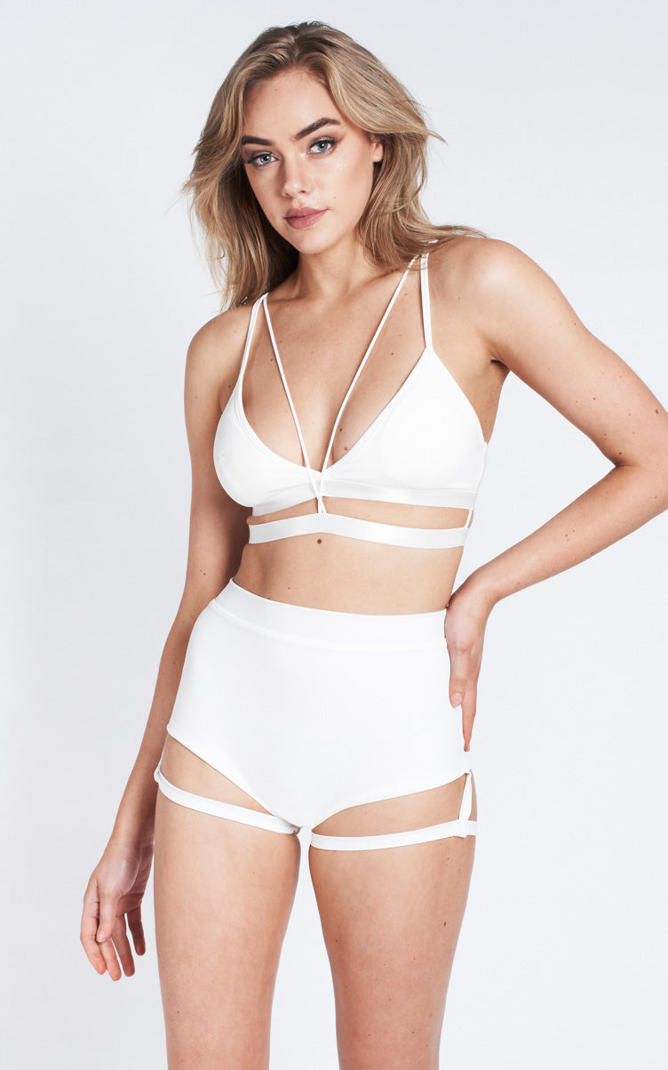 Bella Top – White