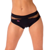 Wink - Terri and Lisette Shorts Black