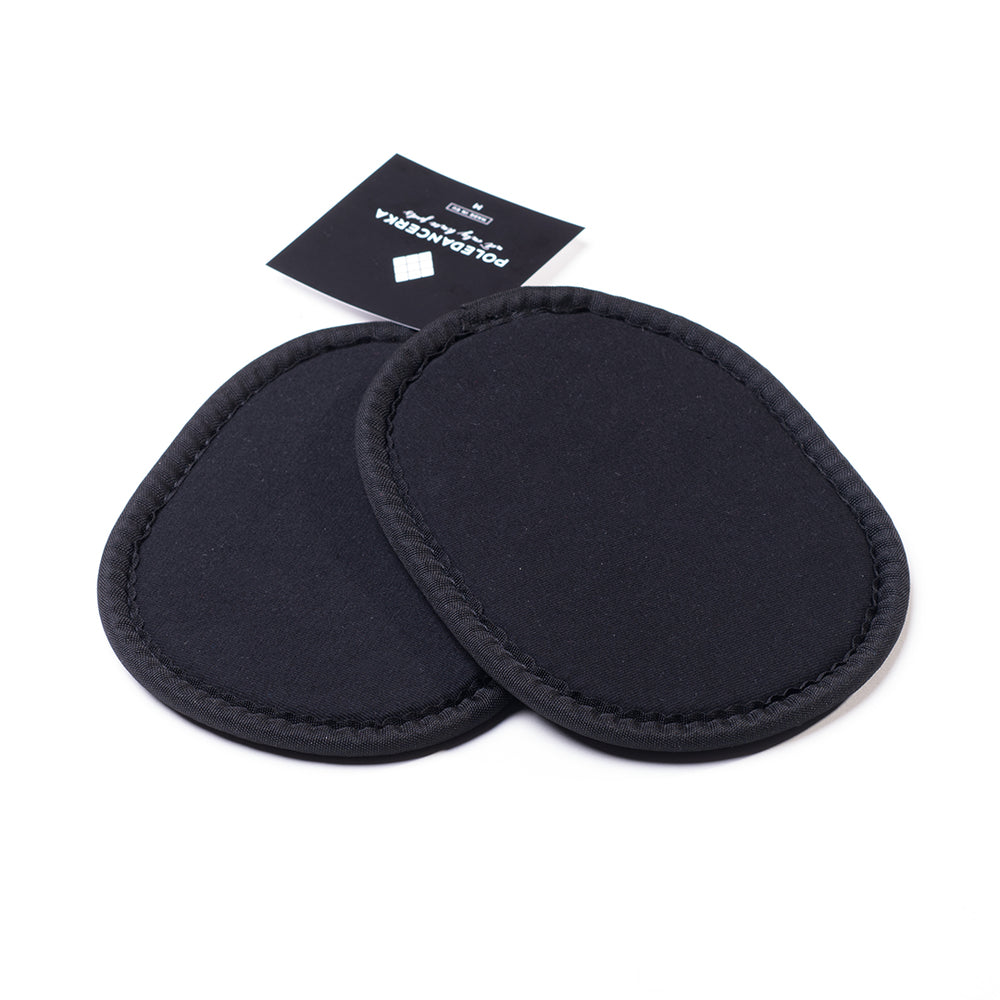 Removable pad inserts for knee pads© BLACK