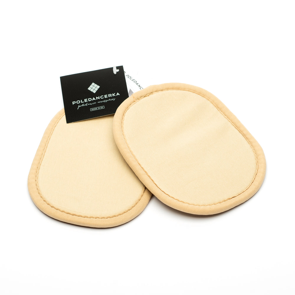 Removable pad inserts for knee pads© NUDE/INVISIBLE 01