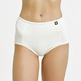 Poledancerka - Diamond Shorts White