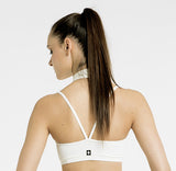 Poledancerka - Diamond Top Ivory White