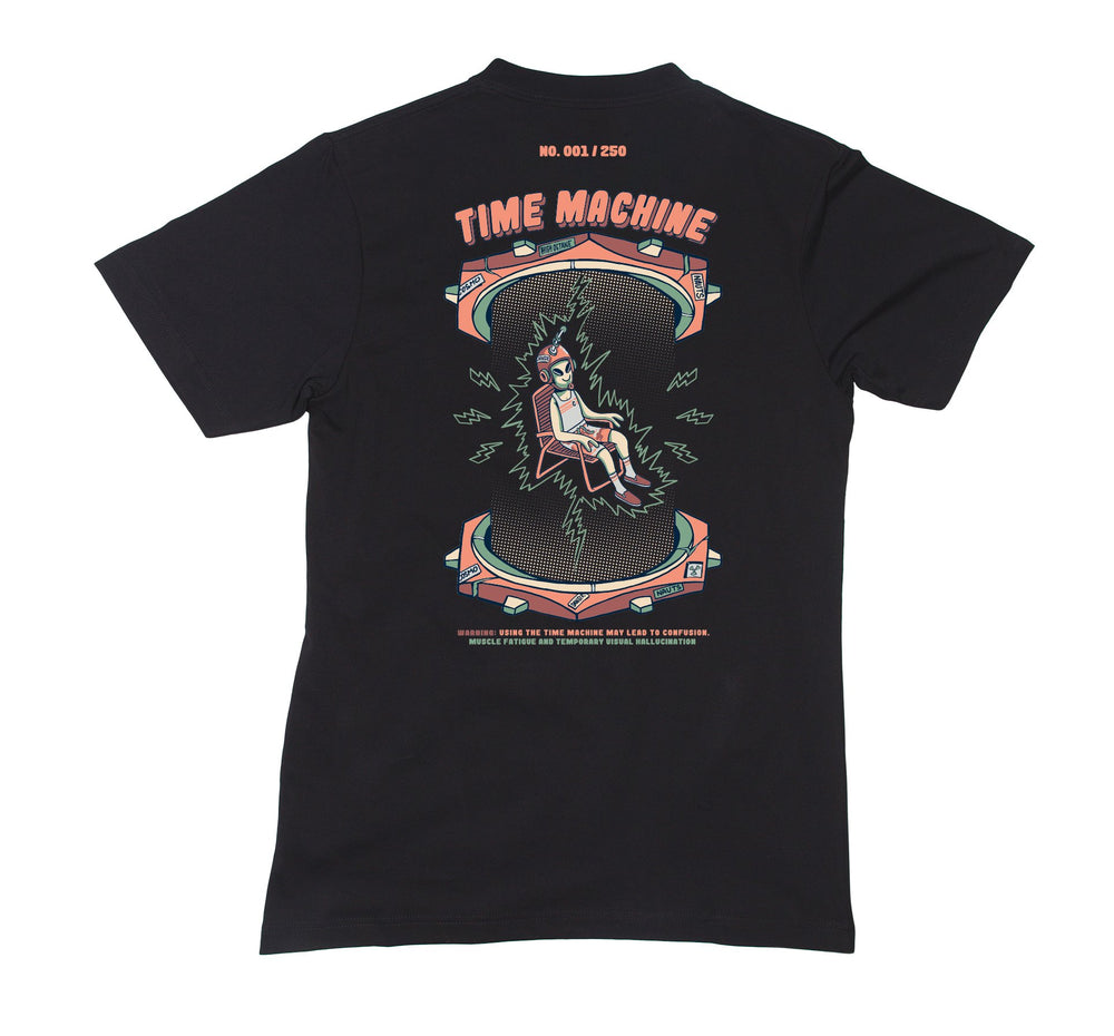 Time Machine - Cosmonauts Spacewear
