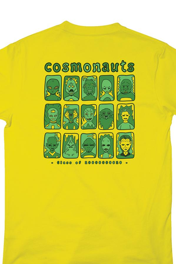 Year Book - Cosmonauts Spacewear