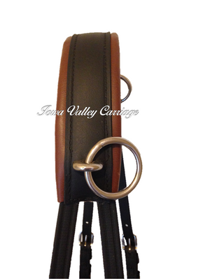 IVC Traditional Synthetic Horse Harness Neck Strap