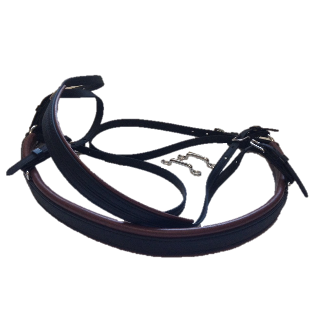 Synthetic Horse Harness Breeching Package