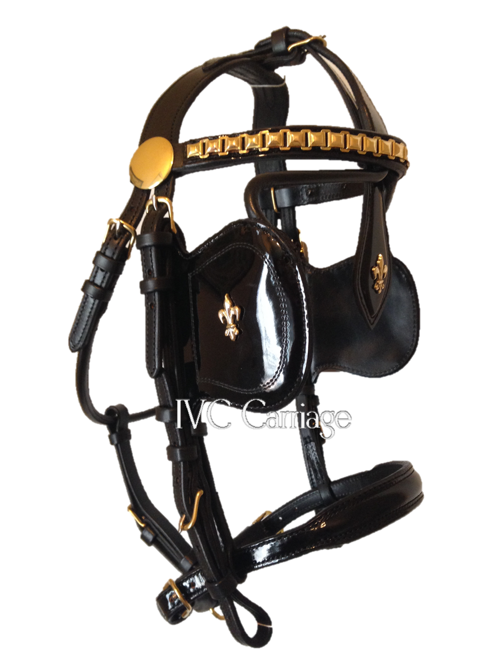 IVC Extra Elite Leather Bridle | IVC Carriage