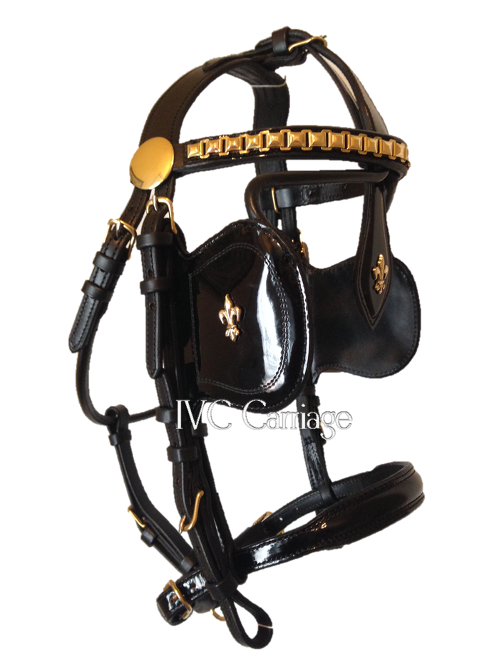 IVC Extra Elite Leather Bridle