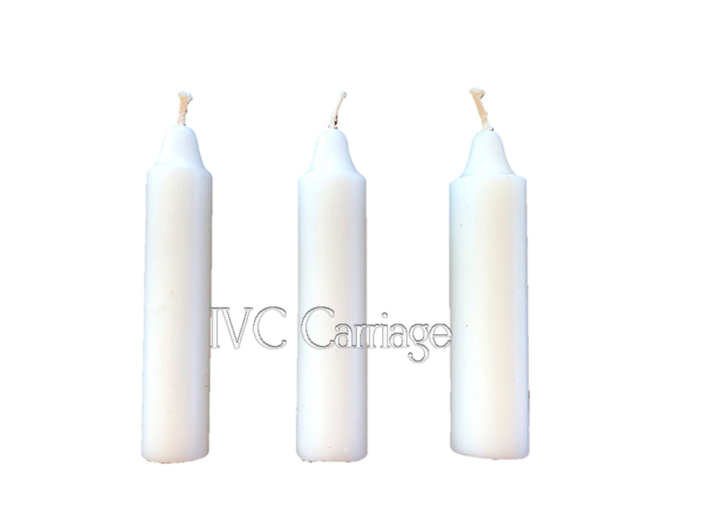 Carriage Lamp Candle