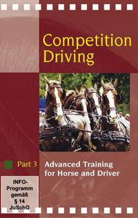 Competition Driving DVD
