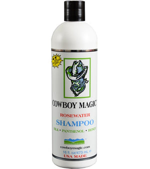Cowboy Magic Rosewater Shampoo