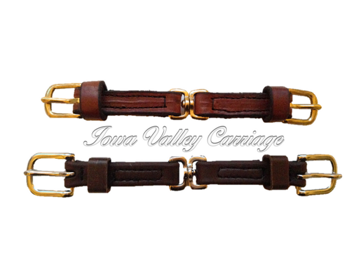 IVC Traditional Rein Swivel - Double Buckle