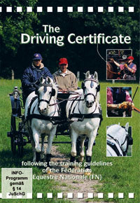 Driving Certificate DVD