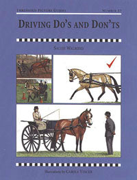 Driving Do's and Don'ts Horse Book