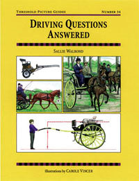 Driving Questions Answered Horse Book
