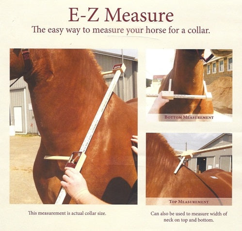 Collar Measure Stick