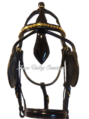 IVC Elite Leather Harness Bridle