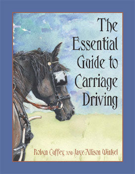 Essential Guide to Carriage Driving Book | IVC Carriage