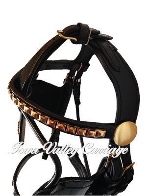 IVC Extra Elite Leather Harness
