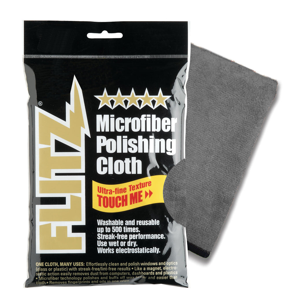 Flitz Microfiber Polishing Cloth