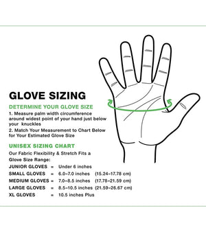 HandsOn Gloves Sizing