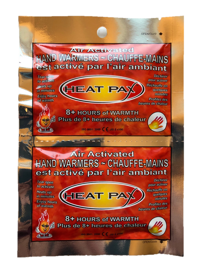 TechNiche Heat Pax Hand Warmers