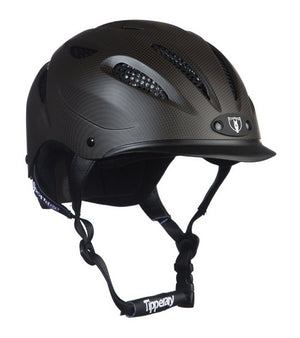 Tipperary 8500 Sportage Helmet - Cocoa Brown