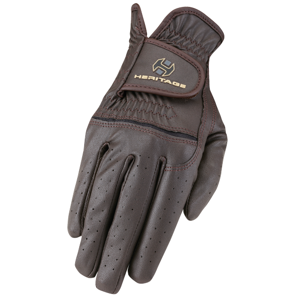 Heritage Premier Carriage Driving Gloves