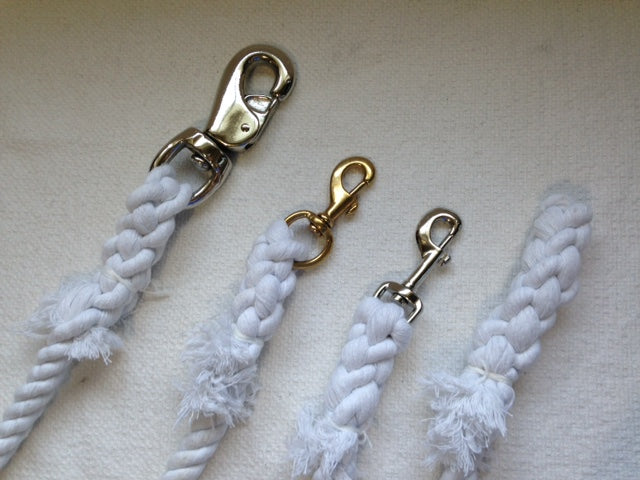 Cotton Horse Lead Rope