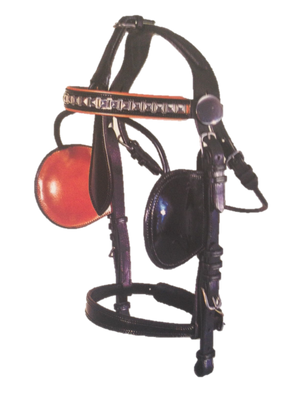 Smucker Mara-tation Horse Harness Bridle