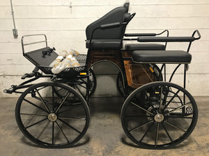 Max I Trainer Carriage | Midwest Custom Carriages