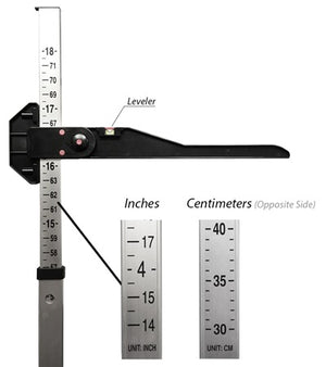 Horse Measuring Stick | IVC Carriage