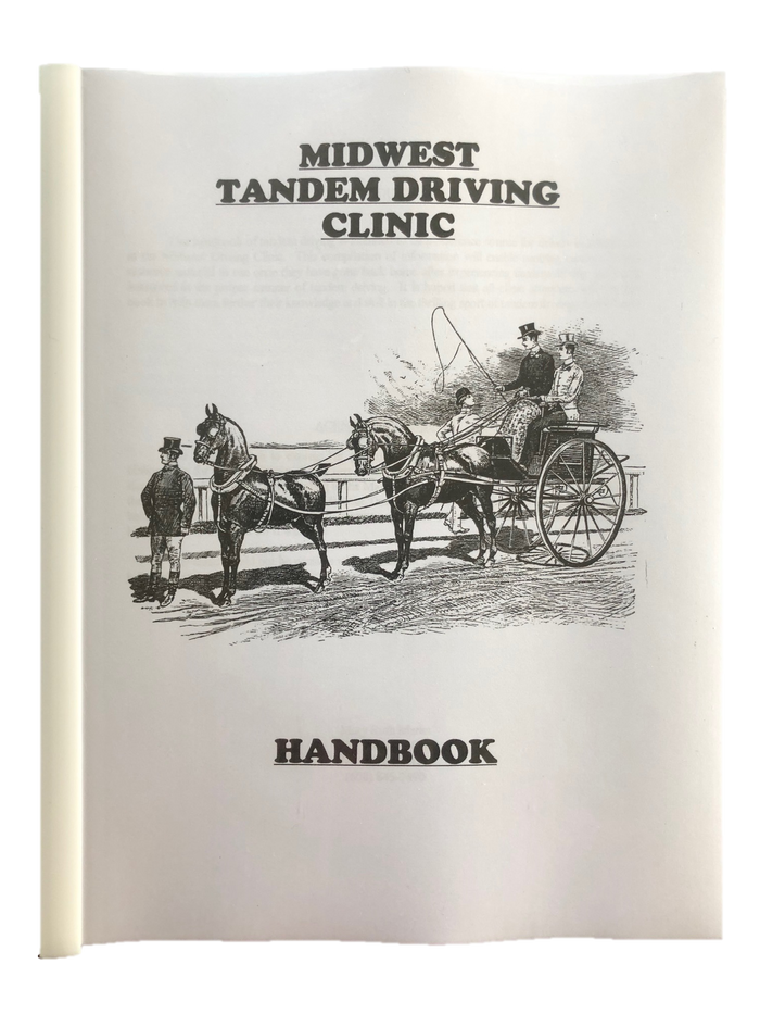 Midwest Tandem Driving Clinic