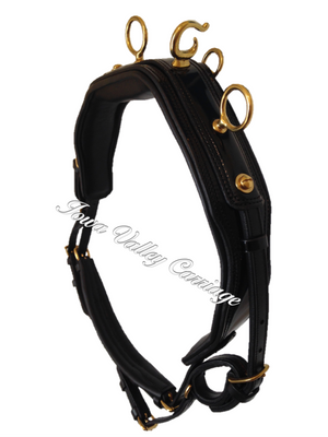 IVC Enhanced Leather Harness