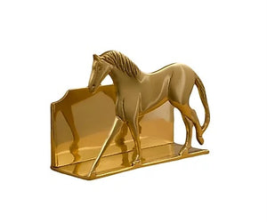 Horse Napkin/Business Card Holder