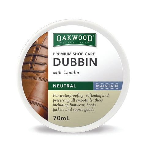 Oakwood Dubbin Leather Conditioner