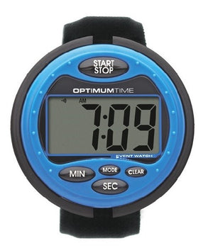 Optimum Time Eventing Watch - Blue