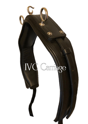 IVC Sliding Backband Saddle
