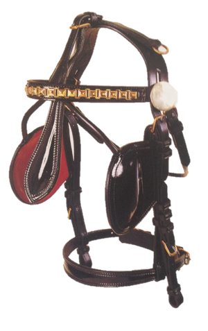 Smucker Super Deluxe Harness Bridle