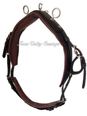 IVC Enhanced Synthetic Harness Saddle