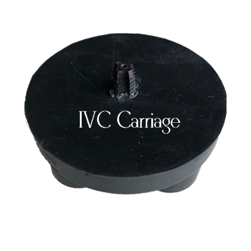 Safety Spin Horseshoe Tee Tap | IVC Carriage